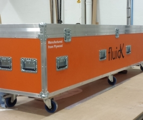Bespoke CNC flightcase