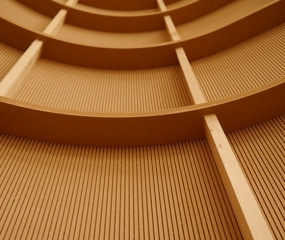 CNC Formers and Ribs flexi MDF