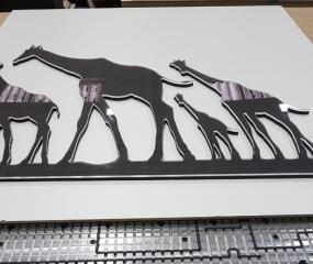 Giraffe CNC Poly Carb