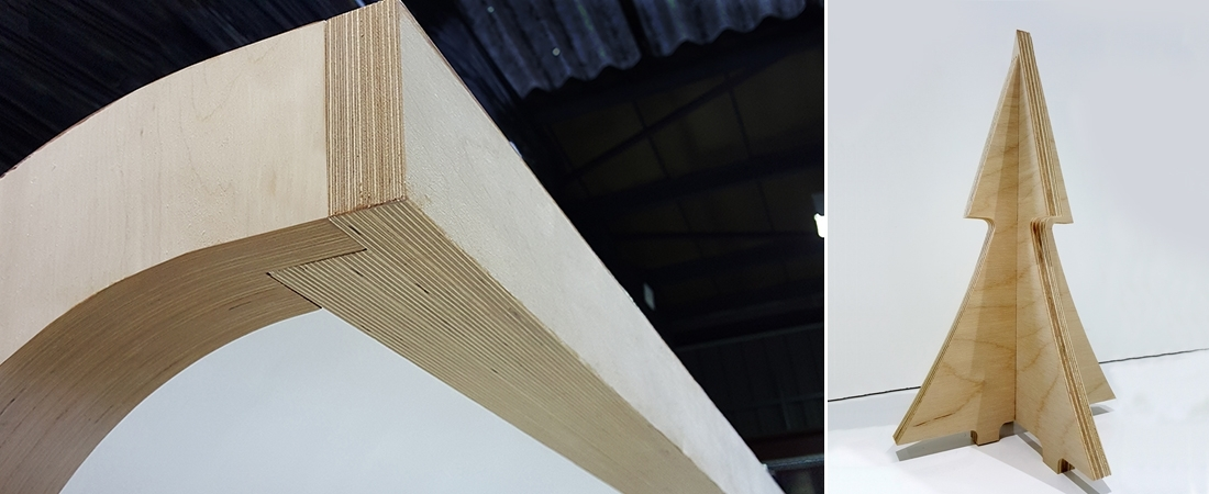 CNC Plywood Routing, Shaping and Drilling Services | CNC Routing